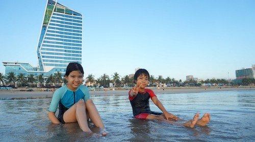 Pantai Da Nang Vietnam 05