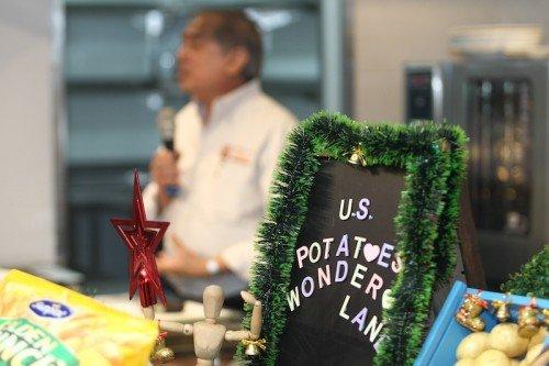 US Potatoes recipe