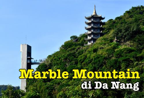 Marble Mountain di Da Nang Vietnam