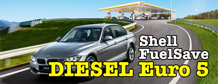 Pelancaran Shell FuelSave Diesel Euro 5