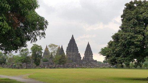 Candi Prambanan Indonesia