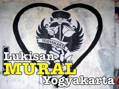 Lukisan Dinding Mural Di Yogyakarta
