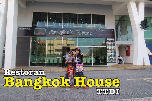 Restoran Bangkok House TTDI Hidang Menu Thai Sebenar