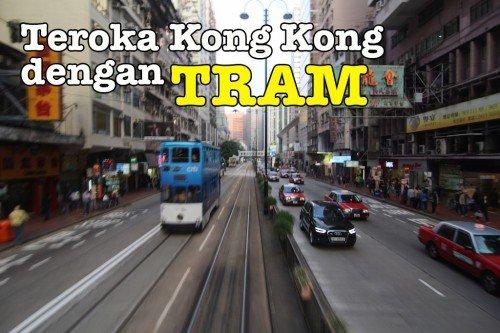 Tramways Di Hong Kong Island Memang Best