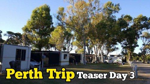 Family Trip Ke Perth Day 3 Teaser