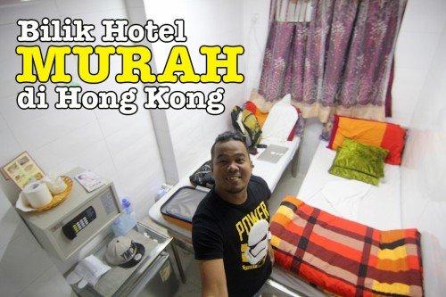 Bilik Hotel Murah Di Hong Kong