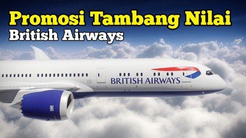 Promosi British Airways MATTA FAIR 2016 Dengan Nilai Hebat