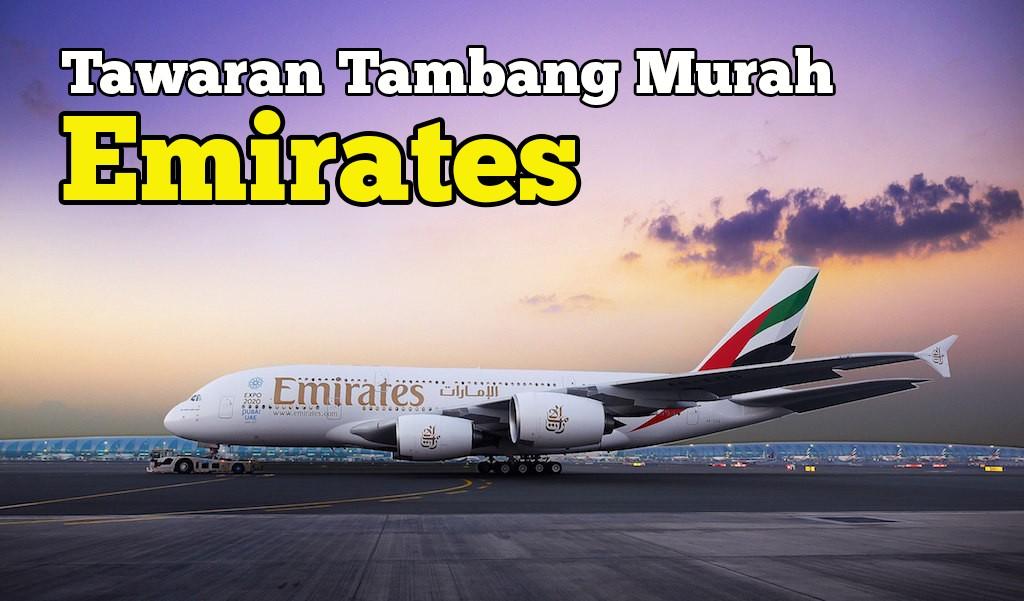 Emirates Melancarkan Promosi Tambang Murah Matta Fair