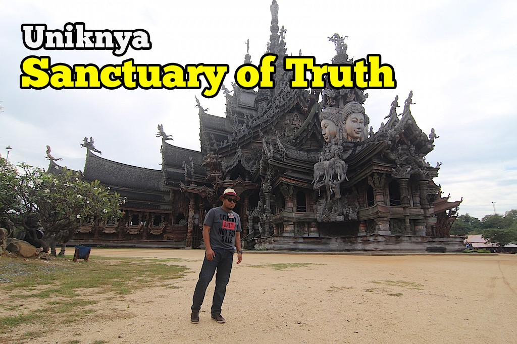 Keunikkan Sanctuary of Truth Pattaya