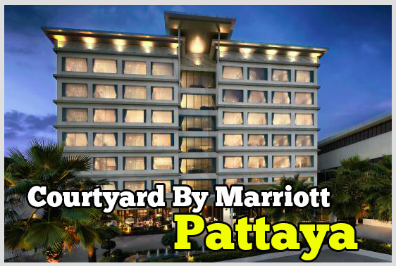 Courtyard By Marriott Pattaya Hotel Pilihan