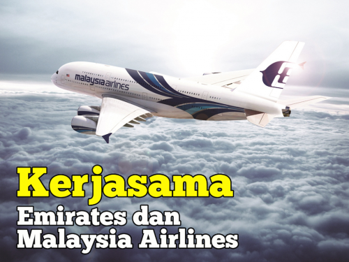 Emirates Malaysia Airlines