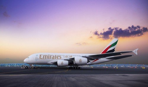 Emirates dan Malaysia Airlines