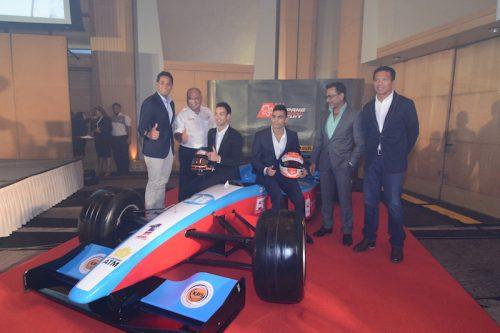 Malaysia GP2 and GP3 Drivers 06