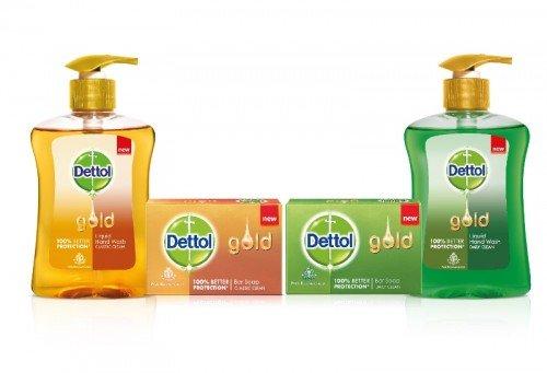 Dettol Gold 100%