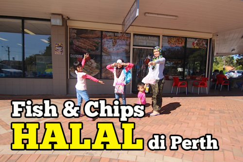Fish & Chips Halal Di Nollamara Perth
