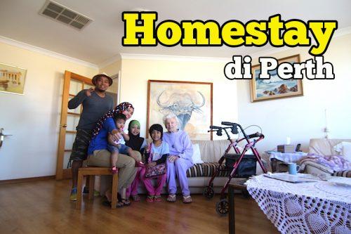 Homestay Di Perth Sediakan Servis Penginapan Terbaik