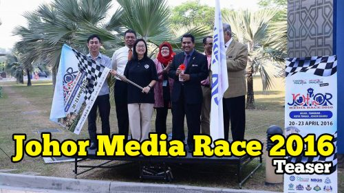Tentatif Program Johor Media Race 2016