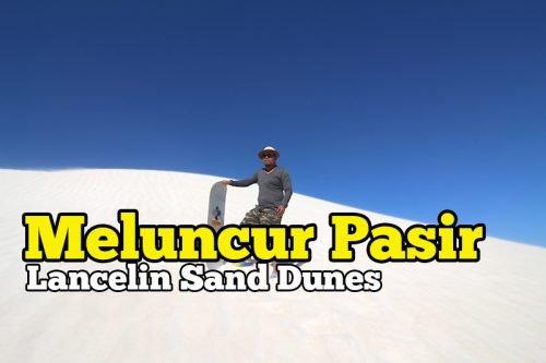 Lancelin Sand Dunes Western Australia Yang Best!!!