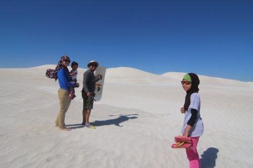 lancelin sand dunes perth 09