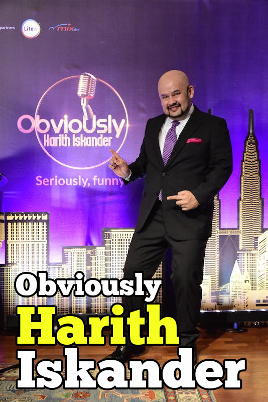 Talk Show Obviously Harith Iskander Astro Awani