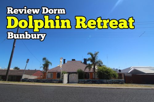 Penginapan Kami Di Dolphin Retreat Bunbury