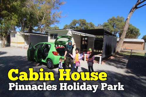 cabin house pinnacles holiday park