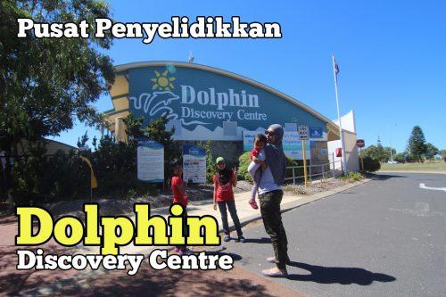 Pusat Ikan Lumba-Lumba Di Dolphin Discovery Centre