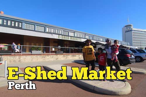 E-Shed Markets Tempat Shopping Gifts Murah Di Perth