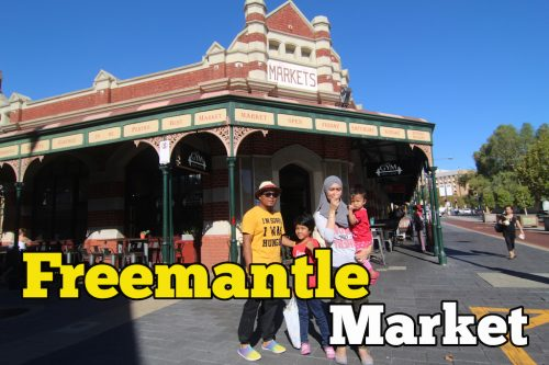 Fremantle Markets Shopping Souvenirs Di Perth
