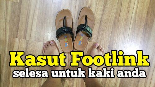 Kasut Kesihatan Footlink Malaysia Khas Untuk Masalah Kaki