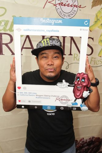 Fiesta Raya California Raisins