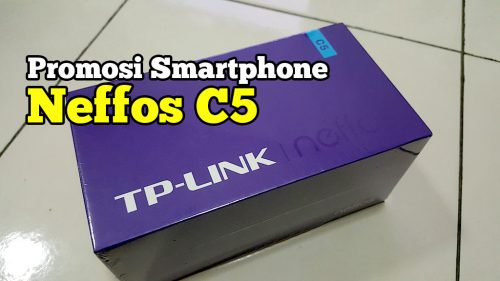 Promosi Smartphone TP-LINK Neffos C5 dan C5L Malaysia
