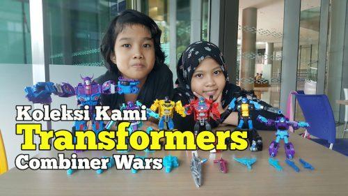 TRANSFORMERS Combiner Wars Dari Hasbro Koleksi Kami