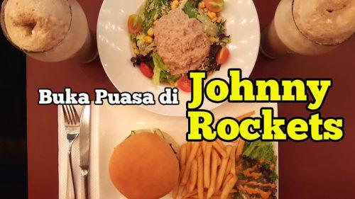 Buka Puasa Di Johnny Rockets Pavilion KL