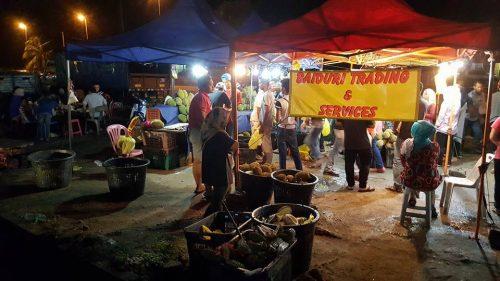 Makan Buffet Durian Kampung RM10 Bulan Puasa?