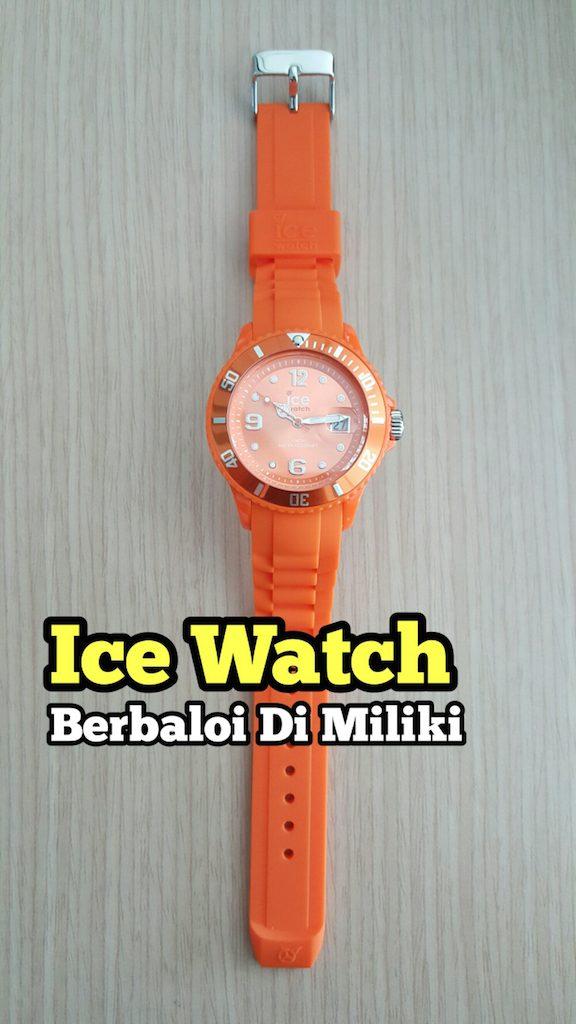 Koleksi Jam Tangan Ice Watch Dari Belgium