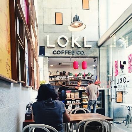 cafe LOKL Coffee Co