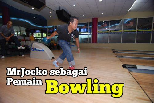 Saya Seorang Pemain Bowling Handalan