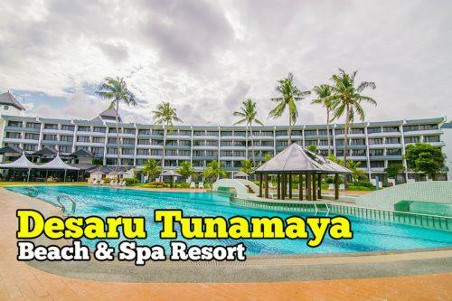 Desaru Tunamaya Beach & Spa Resort Di Johor