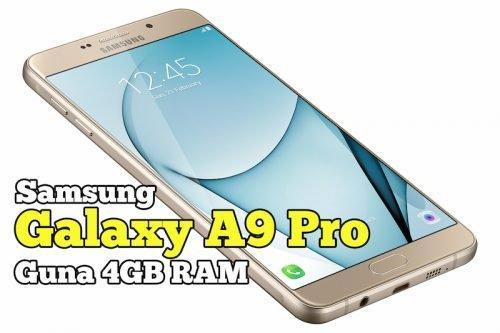 Samsung Galaxy A9 Pro 2016 Punyai Prestasi Tertinggi