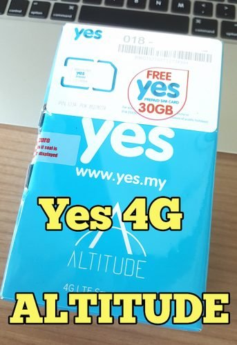 Review Yes 4G ALTITUDE LTE Smartphone