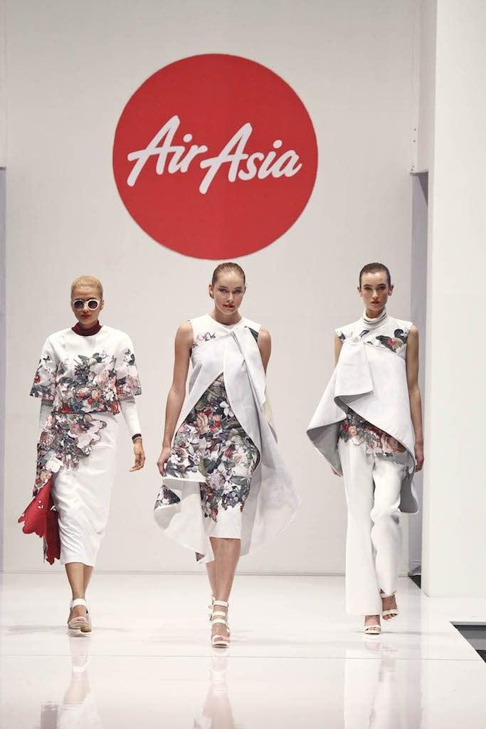 Pemenang AirAsia Runway Ready Designer Serch 2016