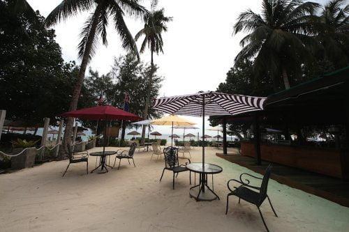 Pakej Harga Aseania Beach Resort Di Pulau Besar Mersing