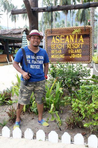 pakej bilik murah di Pulau Besar