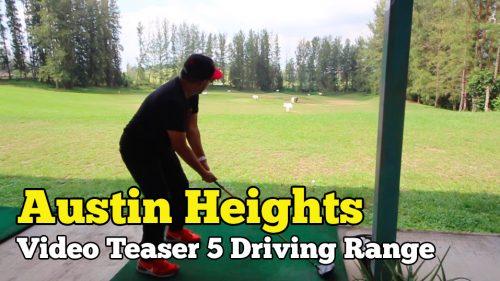 Austin Heights Golf & Hotel Resort Teaser 5 Driving Range
