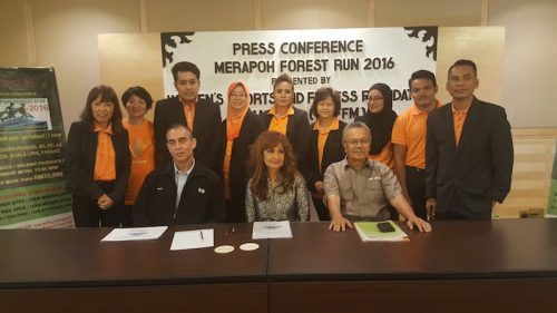 Merapoh Forest Run 2016