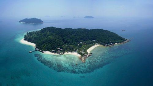 pulau tengah mersing