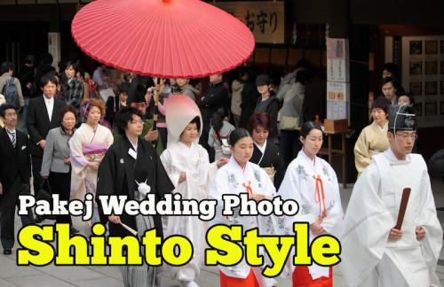 Pakej Wedding Photography Shinto Style Di Kisarazu Chiba
