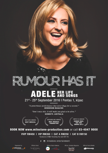 Adele Rumour Has It Her Life And Songs Asia Premiere