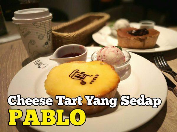Pablo Cheese Tart Sedap Di Dotonbori Osaka